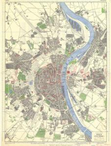 Germany [Town plans of], Koln