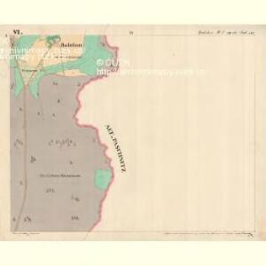 Babilon - c0053-1-006 - Kaiserpflichtexemplar der Landkarten des stabilen Katasters