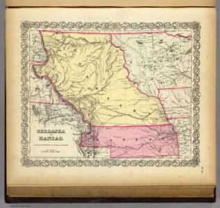 Nebraska And Kanzas.