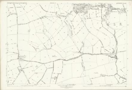 Oxfordshire V.5 (includes: Alkerton; Epwell; Shenington; Shutford) - 25 Inch Map