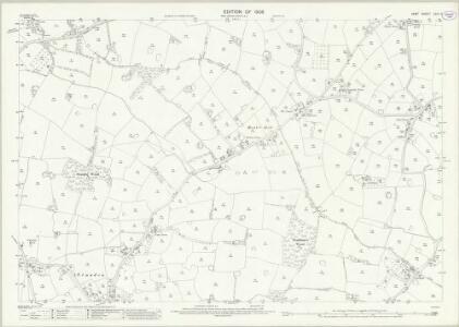 Kent LXIII.11 (includes: Biddenden; Smarden) - 25 Inch Map
