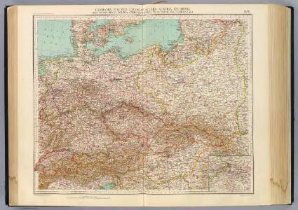 51-52. Germania, Polonia, Cecoslovacchia, Austria, Ungheria.