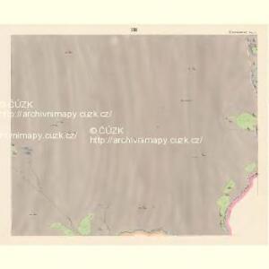 Hirschenstand - c2818-2-007 - Kaiserpflichtexemplar der Landkarten des stabilen Katasters