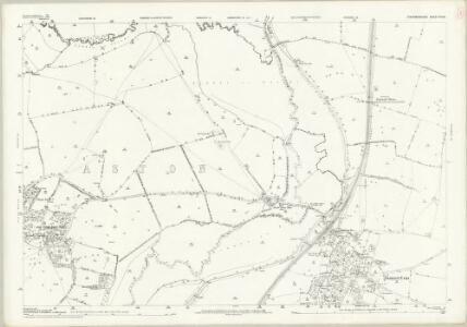 Oxfordshire XVI.6 (includes: Deddington; North Aston; Somerton; Souldern) - 25 Inch Map