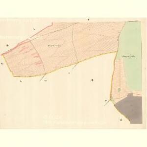 Watzenovitz (Wacenowic) - m3248-1-005 - Kaiserpflichtexemplar der Landkarten des stabilen Katasters