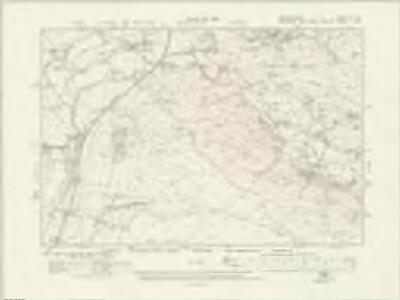 Westmorland XL.SW - OS Six-Inch Map