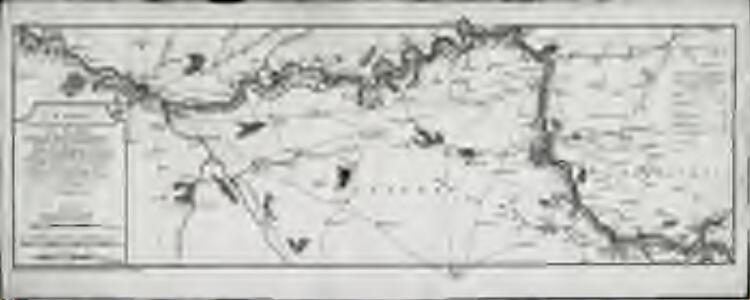Carte d'une partie de la riviere de Somme