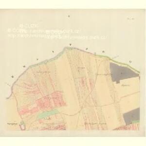 Bisenz (Bzenec) - m0321-1-002 - Kaiserpflichtexemplar der Landkarten des stabilen Katasters