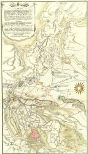 Carte d'une Partie du Mantouan, du Veronois, et des Campanems de l'Armée Imperiale