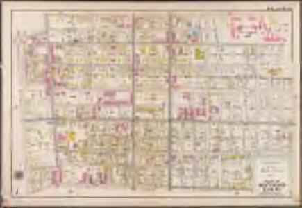 Plate 18: [Bounded by Winthrop Street, (Kings County Buildings) E. 39th Street, Lenox Road, E. 40th Street, Snyder Avenue, (Cemetery of the Holy Cross) Canarsie Avenue, Tilden Avenue, Regent Place, Ocean Avenue, Parkside Avenue & Flatbush Avenue.]; Atlas of the borough of Brooklyn, city of New York: from actual surveys and official plans by George W. and Walter S. Bromley.