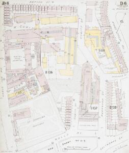 Insurance Plan of London North District Vol. D: sheet 6