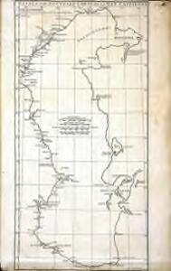 Essai d'une nouvelle carte de la mer Caspienne
