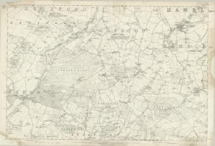 Hampshire & Isle of Wight LXVII - OS Six-Inch Map