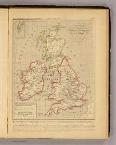 Grande Bretagne, Irlande 1400 a 1603.