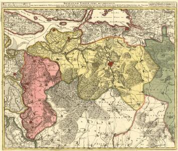 Brabantiae Batavae Pars Occidentalis