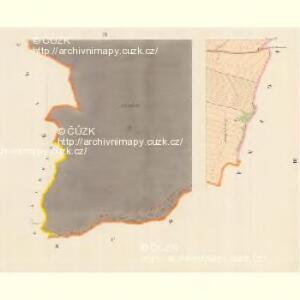 Lexen (Lissnice) - m1589-1-003 - Kaiserpflichtexemplar der Landkarten des stabilen Katasters