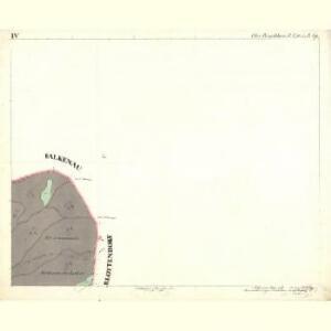 Ober Preschkau - c2126-1-004 - Kaiserpflichtexemplar der Landkarten des stabilen Katasters