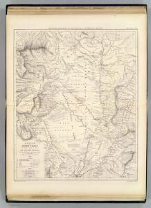Carte du Grand Chaco et contrees voisines.