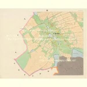 Lhotta - c3931-1-002 - Kaiserpflichtexemplar der Landkarten des stabilen Katasters