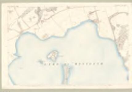 Perth and Clackmannan, Sheet CXXX.3 (Port of Moteith) - OS 25 Inch map