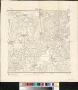 Meßtischblatt 2114 : Alt- Schadow, 1903