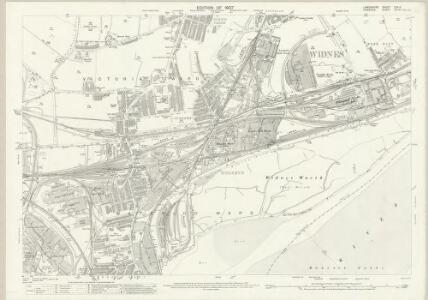 Lancashire CXV.9 (includes: Halton; Runcorn; Widnes) - 25 Inch Map