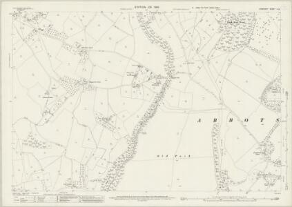 Somerset II.16 (includes: Abbots Leigh; Easton In Gordano; Wraxall) - 25 Inch Map
