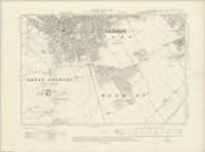 Lincolnshire XXII.SE - OS Six-Inch Map