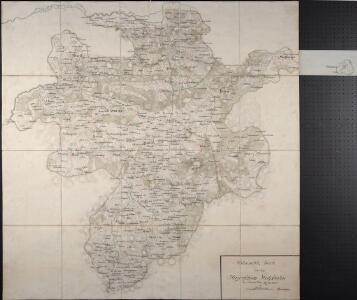 Uebersichts-Karte von dem Herzogthum Westphalen