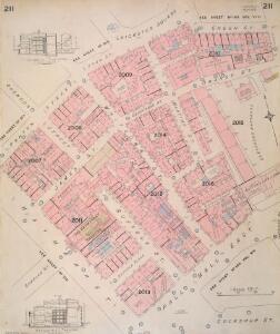 Insurance Plan of London Vol. IX: sheet 211
