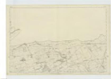 Lanarkshire, Sheet II - OS 6 Inch map