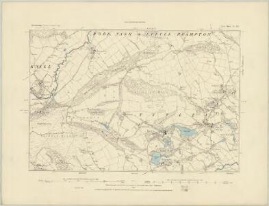 Herefordshire VIII.SE - OS Six-Inch Map