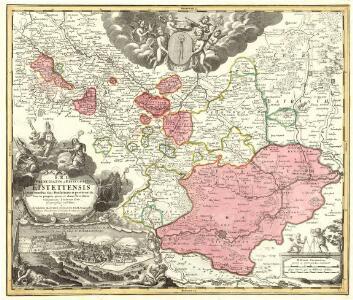 S. R. I. Principatus et Episcopatus Eistettensis