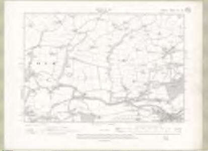 Ayrshire Sheet XVIII.SE - OS 6 Inch map