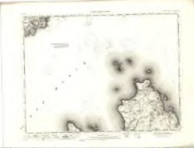 Rudha Hunish - OS One-Inch map