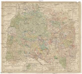 Der Schwaebische Kreis nebst den österreichischen Besitzungen in Schwaben