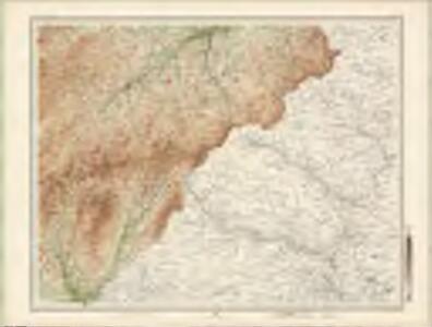 Cheviots - Bartholomew's 'Survey Atlas of Scotland'