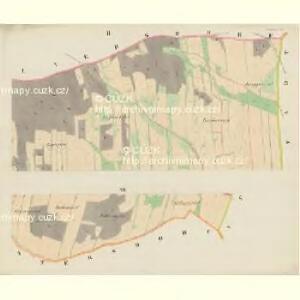 Gerlsdorf (Gerlichow) - m1071-1-002 - Kaiserpflichtexemplar der Landkarten des stabilen Katasters
