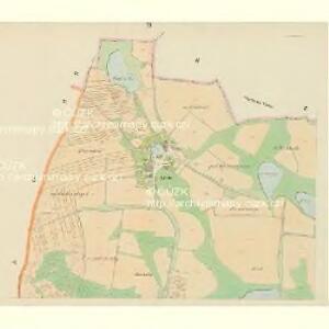 Littoradlitz - c4173-1-005 - Kaiserpflichtexemplar der Landkarten des stabilen Katasters