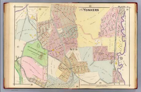21. Yonkers.