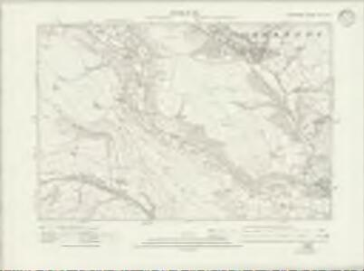 Derbyshire VII.SW - OS Six-Inch Map