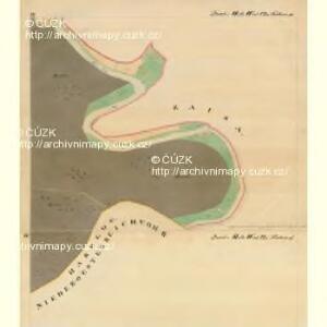Frain - m3469-1-009 - Kaiserpflichtexemplar der Landkarten des stabilen Katasters