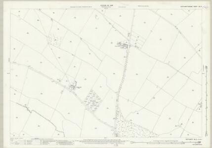 Northamptonshire XIX.3 (includes: Ashton; Tansor; Warmington) - 25 Inch Map