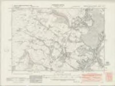 Yorkshire CCXCVIII.NW - OS Six-Inch Map