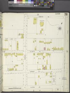 Richmond, Plate No. 78 [Map bounded by Chestnut Ave., Clifton Ave.]