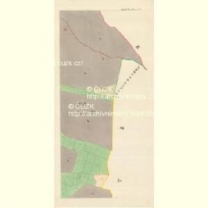 Gross Deschau - m3335-1-012 - Kaiserpflichtexemplar der Landkarten des stabilen Katasters