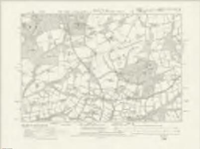 Surrey XL.SE & XLVII.NE - OS Six-Inch Map