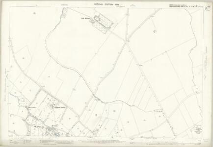 Hertfordshire IV.5 (includes: Ashwell; Guilden Morden; Steeple Morden) - 25 Inch Map