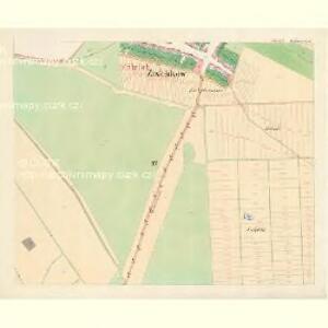 Zischkow (Zischkowe) - m1882-1-004 - Kaiserpflichtexemplar der Landkarten des stabilen Katasters