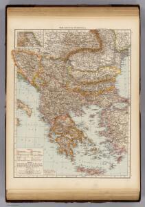 Balkan Peninsula.